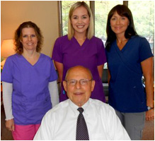 Freeman Chiropractic Clinic Staff